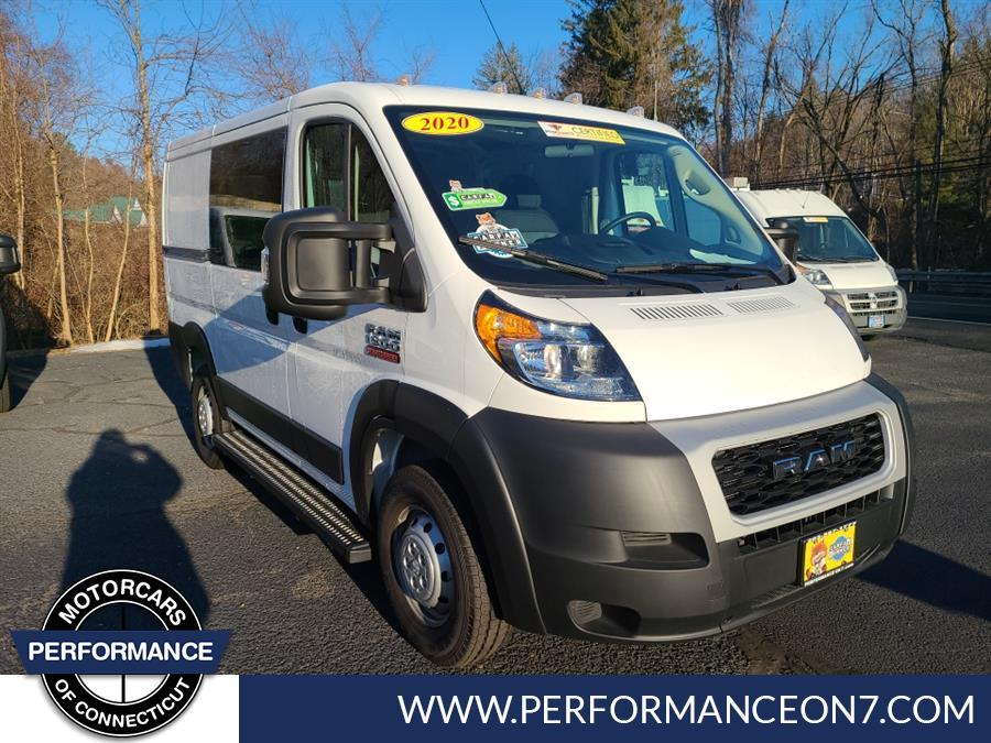 "Used Ram ProMaster Cargo Van 1500 Low Roof 118"" WB 2020 