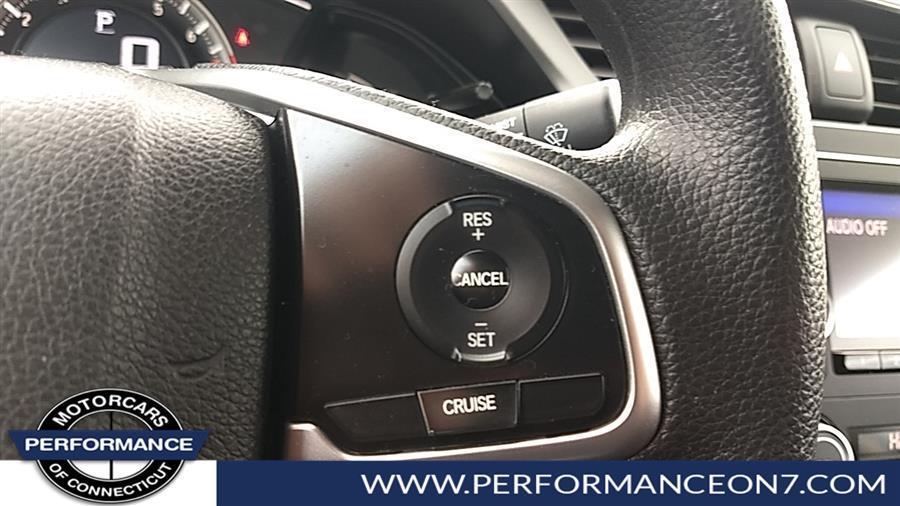 Used Honda Civic Sedan LX CVT 2018 | Performance Motor Cars. Wilton, Connecticut