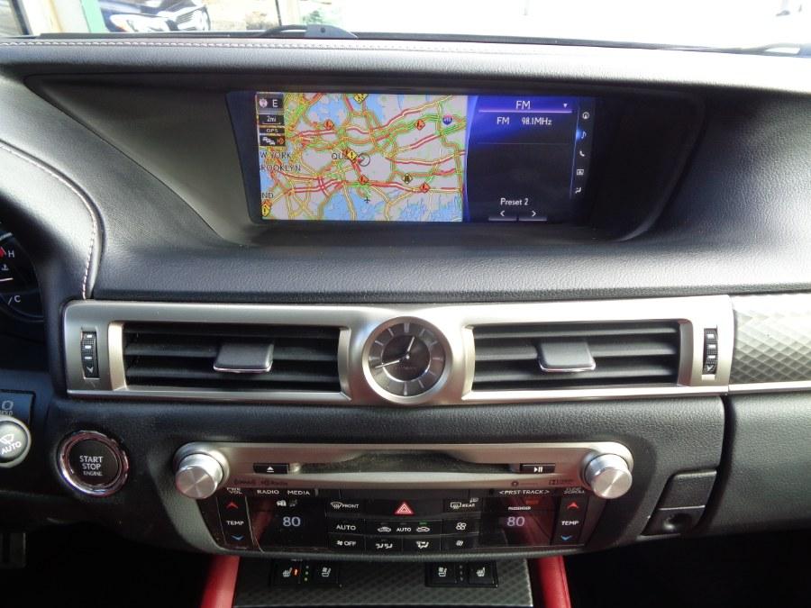Used Lexus GS350 AWD F Sport 2016   Top Speed Motors LLC. Jamaica, New York