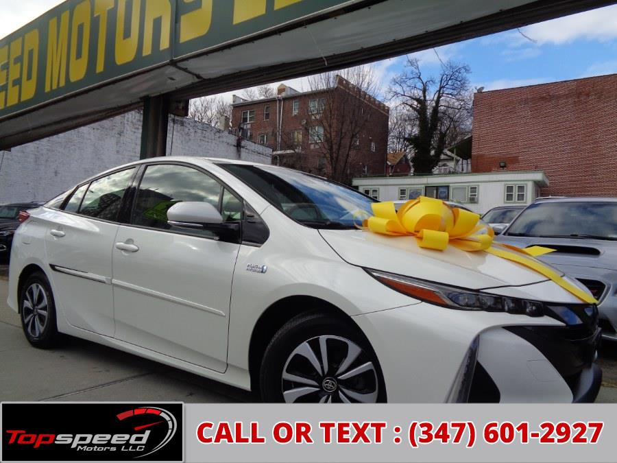 Used 2018 Toyota Prius Prime in Jamaica, New York | Top Speed Motors LLC. Jamaica, New York