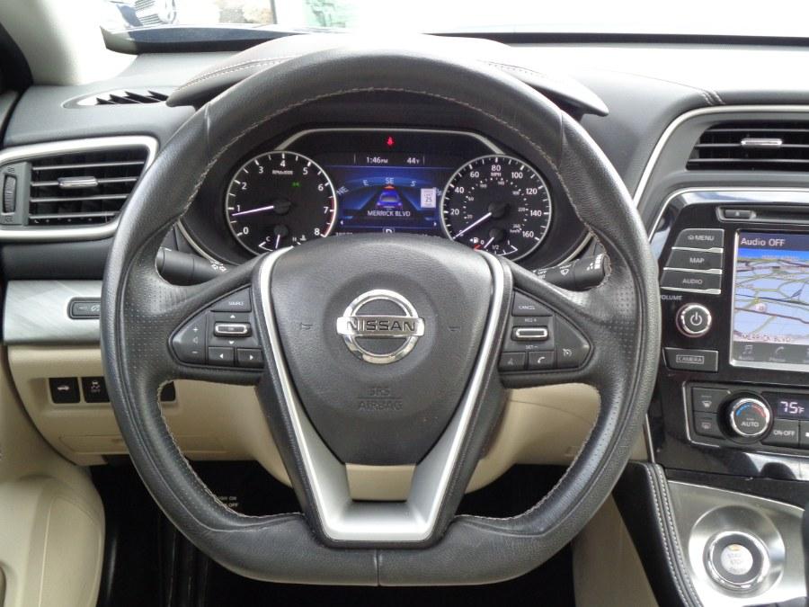 Used Nissan Maxima 3.5L SV W/Navigation 2018 | Top Speed Motors LLC. Jamaica, New York