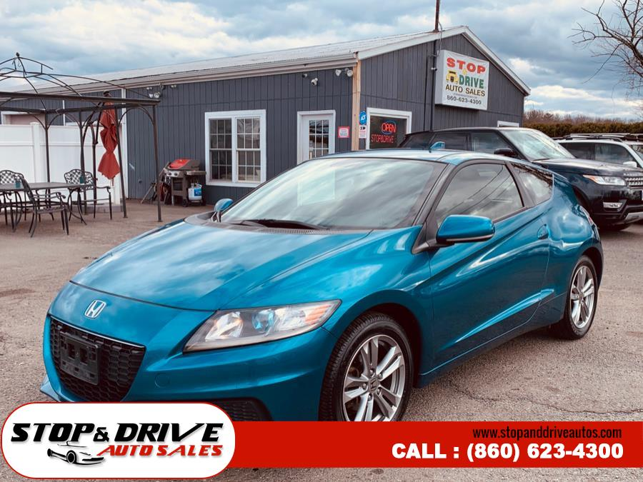 Used 2013 Honda CR-Z in East Windsor, Connecticut | Stop & Drive Auto Sales. East Windsor, Connecticut