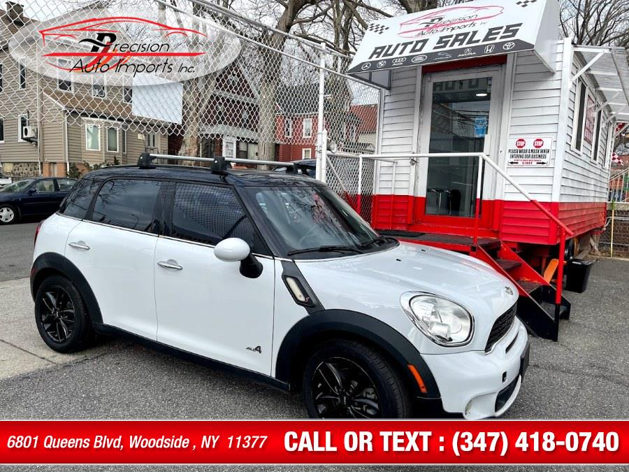 Used MINI Cooper Countryman AWD 4dr S ALL4 2012 | Precision Auto Imports Inc. Woodside , New York