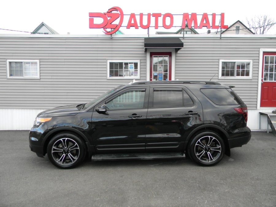 Used 2015 Ford Explorer in Paterson, New Jersey   DZ Automall. Paterson, New Jersey