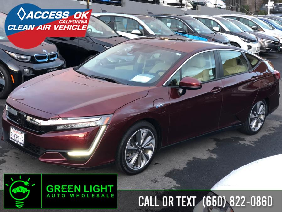 Used 2018 Honda Clarity Plug-In Hybrid in Daly City, California | Green Light Auto Wholesale. Daly City, California