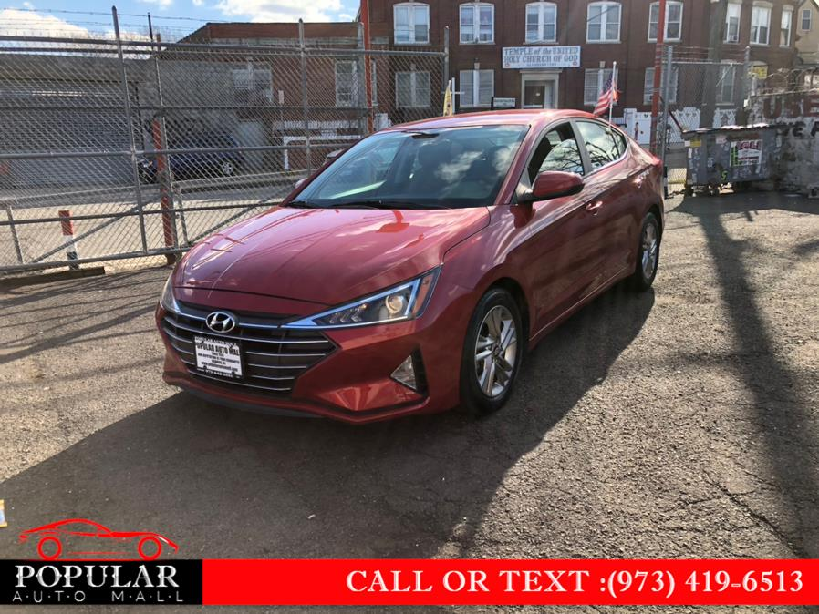 Used 2019 Hyundai Elantra in Newark , New Jersey | Popular Auto Mall Inc . Newark , New Jersey