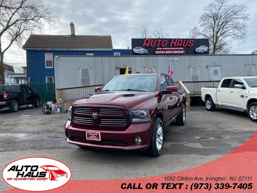 Used 2016 Ram 1500 in Irvington , New Jersey | Auto Haus of Irvington Corp. Irvington , New Jersey