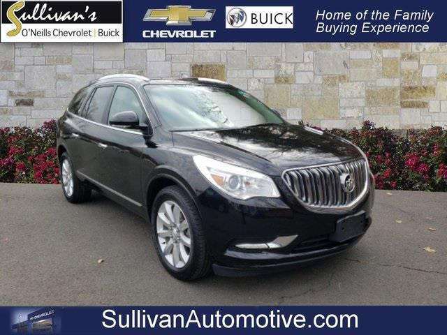 Used 2017 Buick Enclave in Avon, Connecticut | Sullivan Automotive Group. Avon, Connecticut