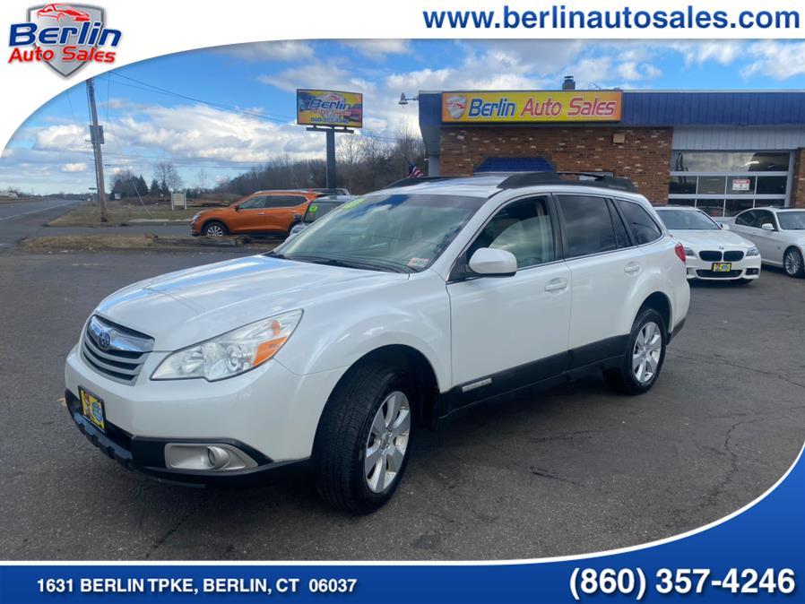 Used 2011 Subaru Outback in Berlin, Connecticut | Berlin Auto Sales LLC. Berlin, Connecticut