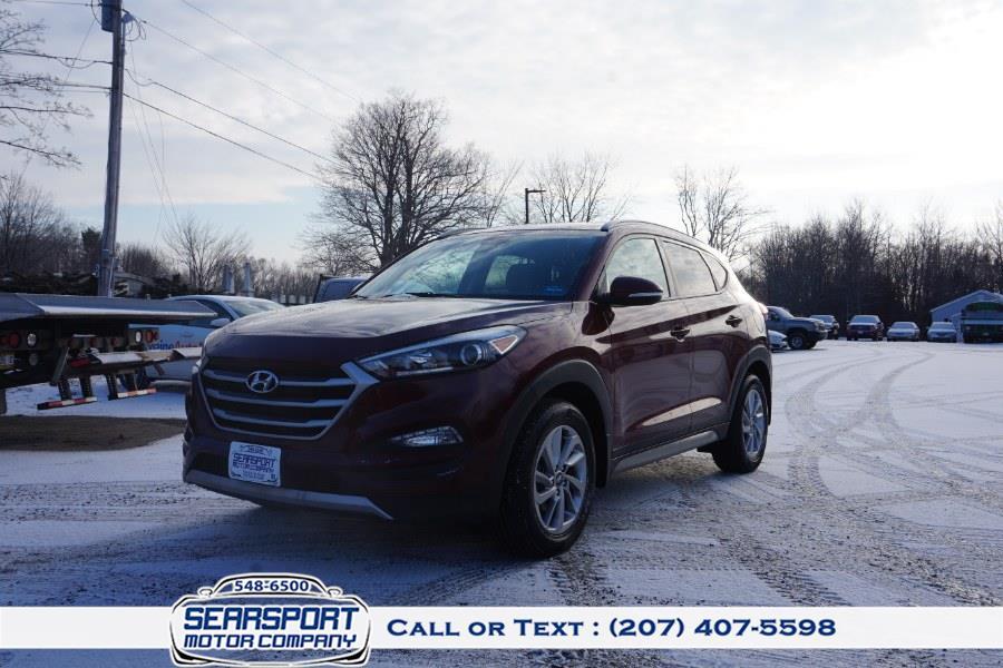 Used 2017 Hyundai Tucson in Searsport, Maine | Searsport Motor Company. Searsport, Maine