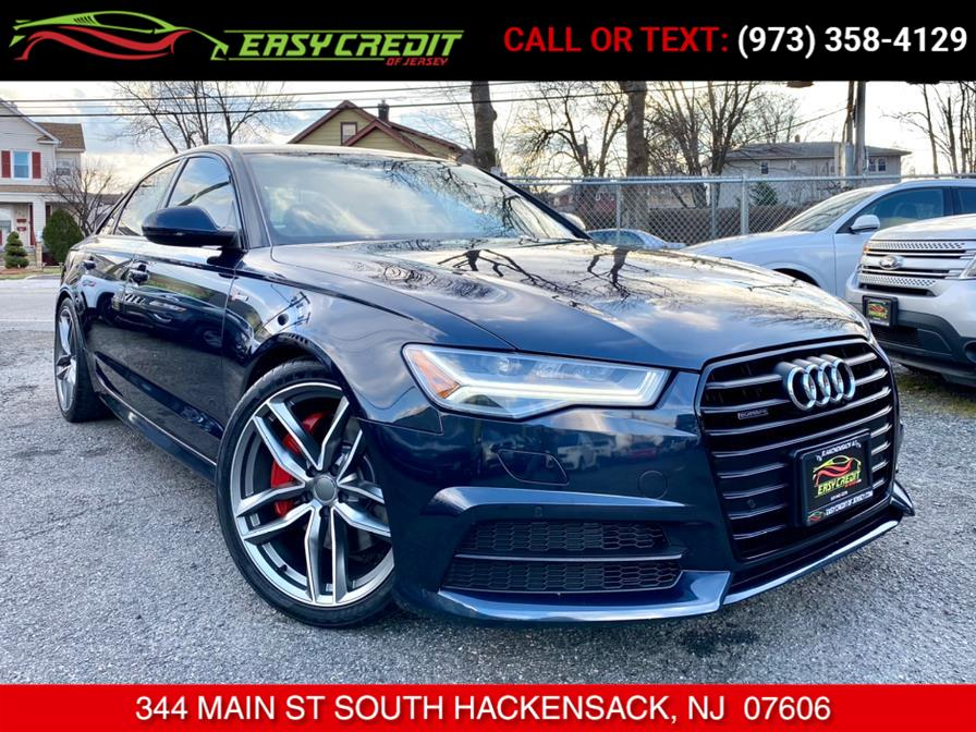 Used 2016 Audi A6 in South Hackensack, New Jersey | Easy Credit of Jersey. South Hackensack, New Jersey