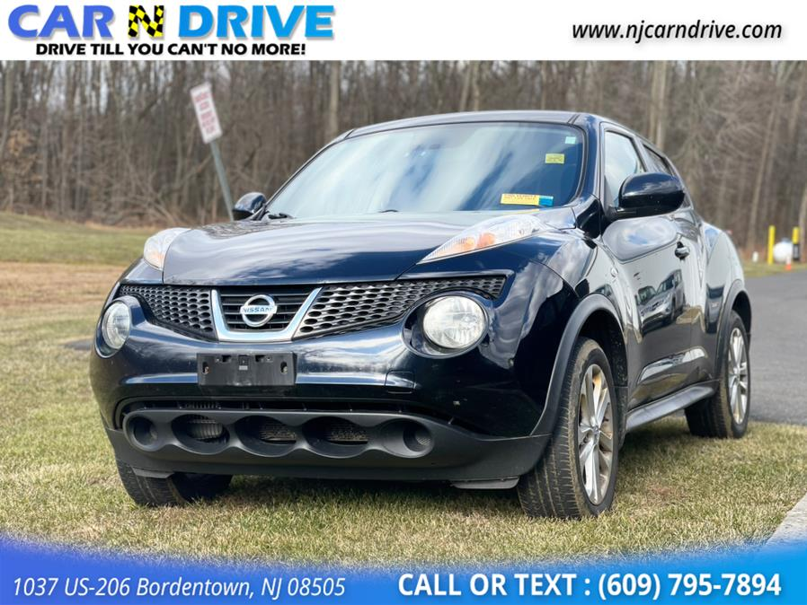 Used Nissan Juke SV AWD 2012 | Car N Drive. Bordentown, New Jersey