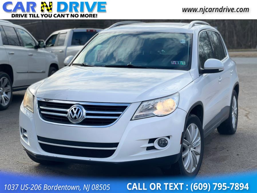 Used Volkswagen Tiguan S 4Motion 2011 | Car N Drive. Bordentown, New Jersey