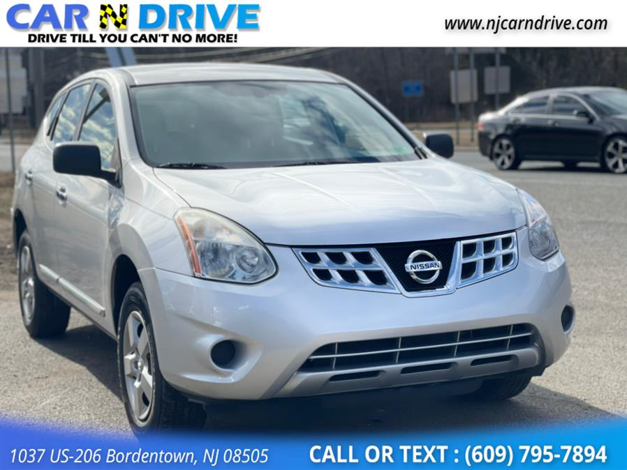 Used Nissan Rogue S AWD 2013 | Car N Drive. Bordentown, New Jersey
