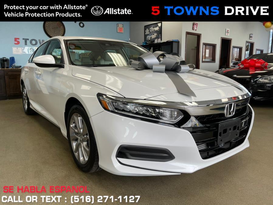 Used Honda Accord Sedan LX 1.5T CVT 2019 | 5 Towns Drive. Inwood, New York