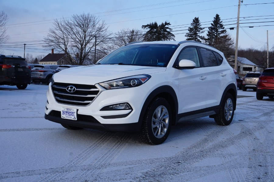 Used Hyundai Tucson SE AWD 2017   Rockland Motor Company. Rockland, Maine