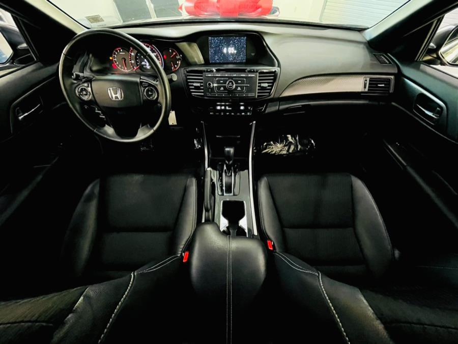 Used Honda Accord Sedan Sport CVT 2017 | C Rich Cars. Franklin Square, New York