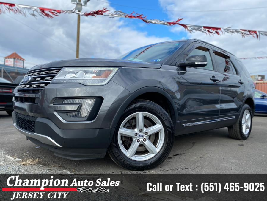 Used Ford Explorer 4WD 4dr XLT 2016 | Champion Auto Sales of JC. Jersey City, New Jersey