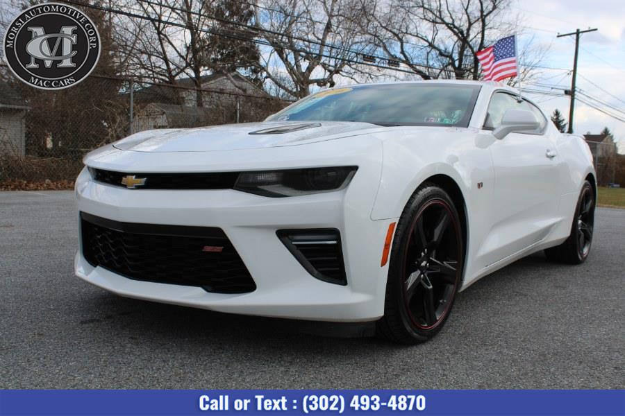 Used Chevrolet Camaro 2dr Cpe 1SS 2016 | Morsi Automotive Corp. New Castle, Delaware