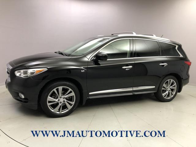 Used 2015 Infiniti Qx60 in Naugatuck, Connecticut | J&M Automotive Sls&Svc LLC. Naugatuck, Connecticut