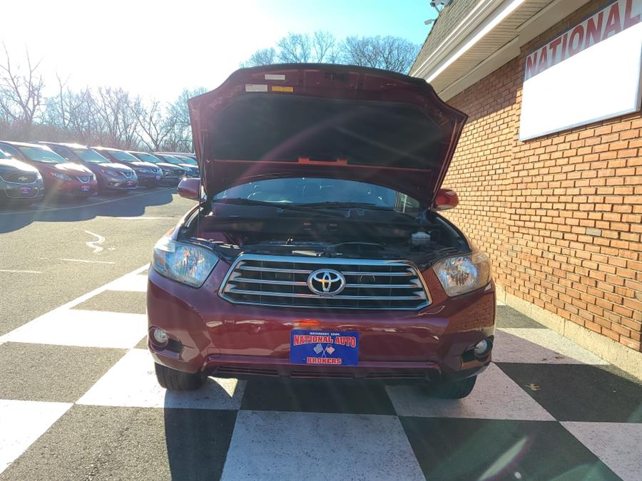 Used Toyota Highlander 4WD 4dr V6 Sport 2009 | National Auto Brokers, Inc.. Waterbury, Connecticut