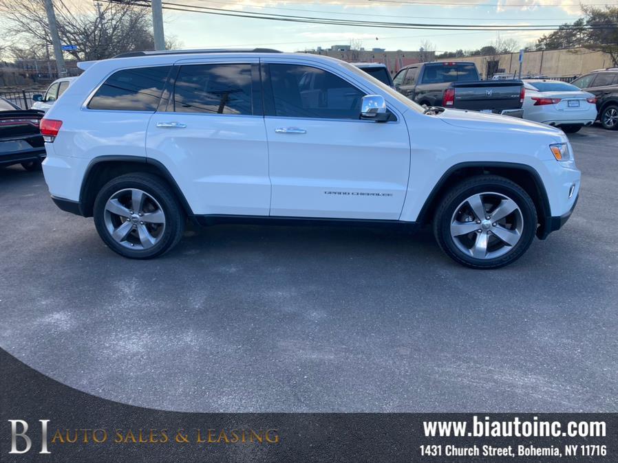 Used Jeep Grand Cherokee 4WD 4dr Limited 2014   B I Auto Sales. Bohemia, New York