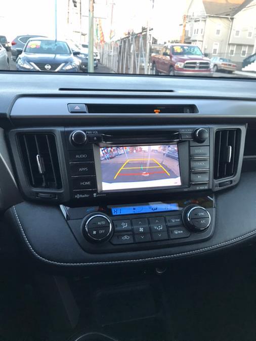 Used Toyota RAV4 FWD 4dr XLE (Natl) 2016   Affordable Motors Inc. Bridgeport, Connecticut