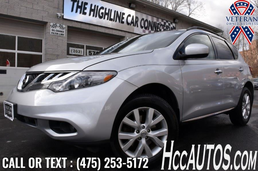 Used 2011 Nissan Murano in Waterbury, Connecticut | Highline Car Connection. Waterbury, Connecticut