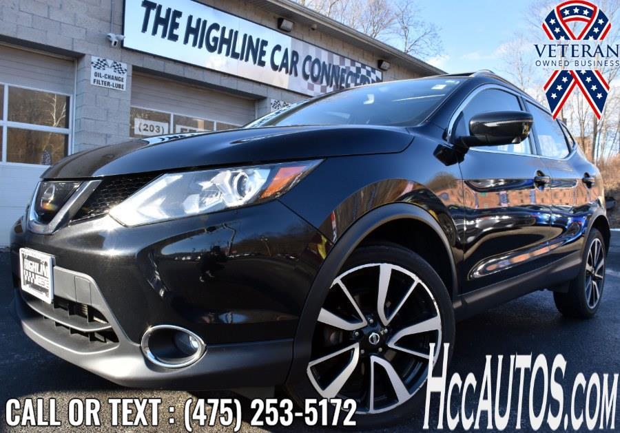 Used 2017 Nissan Rogue Sport in Waterbury, Connecticut | Highline Car Connection. Waterbury, Connecticut