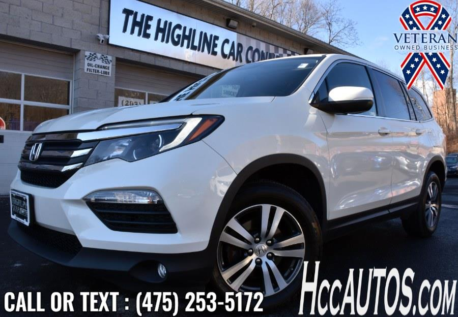 Used 2017 Honda Pilot in Waterbury, Connecticut | Highline Car Connection. Waterbury, Connecticut