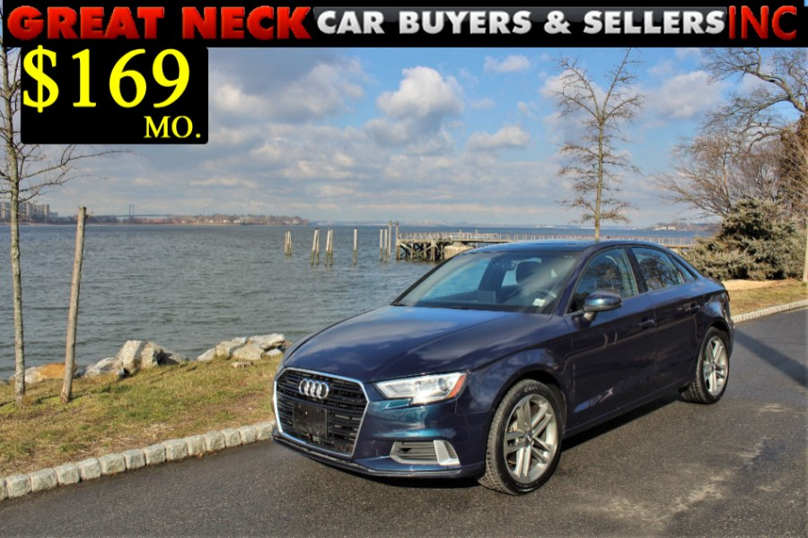 Used 2018 Audi A3 Sedan in Great Neck, New York