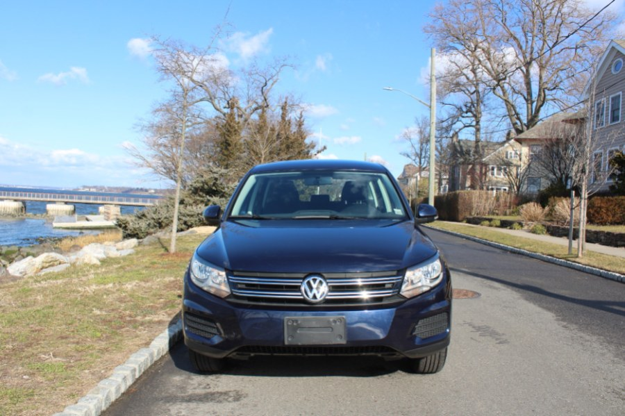 2014 Volkswagen Tiguan 4MOTION 4dr Auto SE w/Appearance, available for sale in Great Neck, NY
