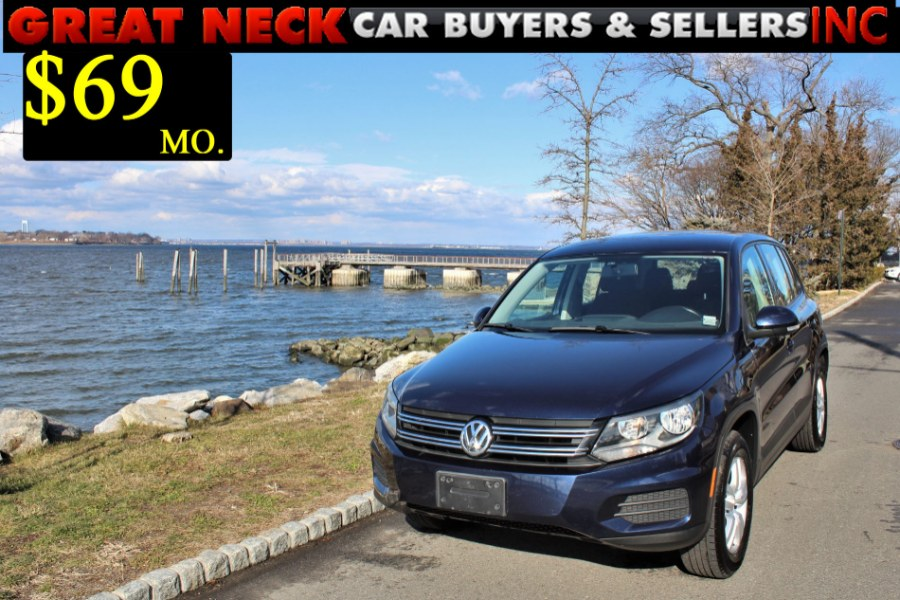 Used 2014 Volkswagen Tiguan in Great Neck, New York