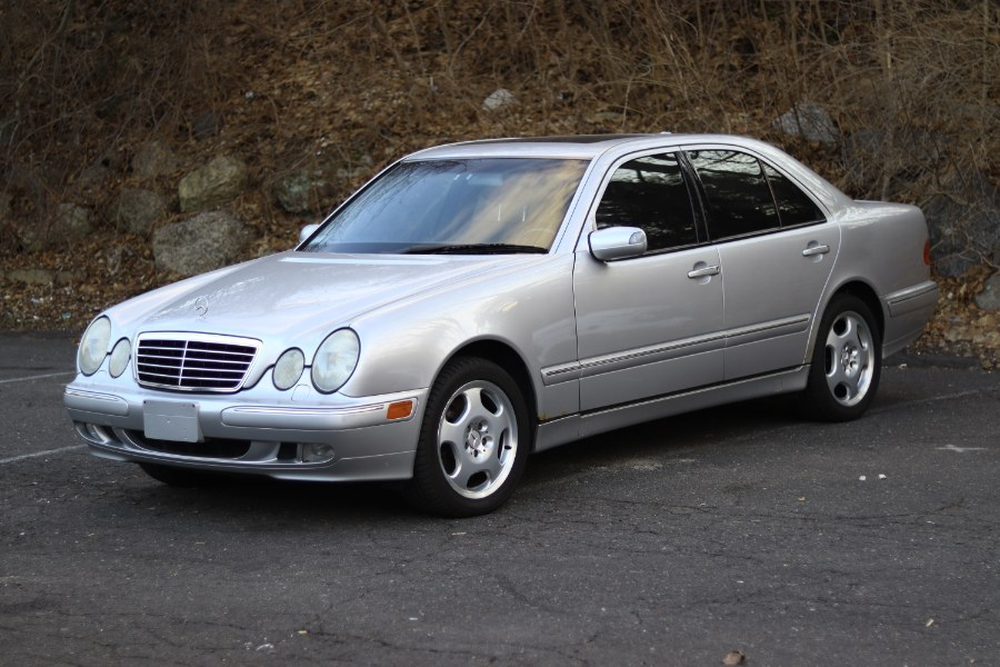 Used 2002 Mercedes-Benz E-Class in Danbury, Connecticut | Performance Imports. Danbury, Connecticut