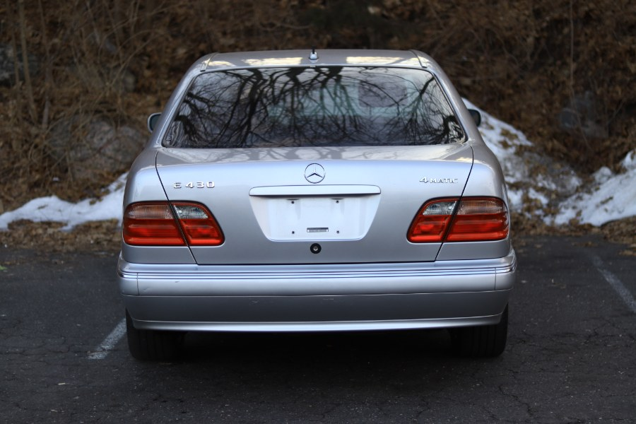 Used Mercedes-Benz E-Class 4dr Sdn 4.3L AWD 2002 | Performance Imports. Danbury, Connecticut
