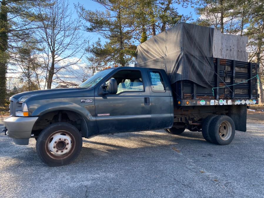 "Used Ford Super Duty F-450 DRW Super Cab 162"" WB 60"" CA XL 2004 