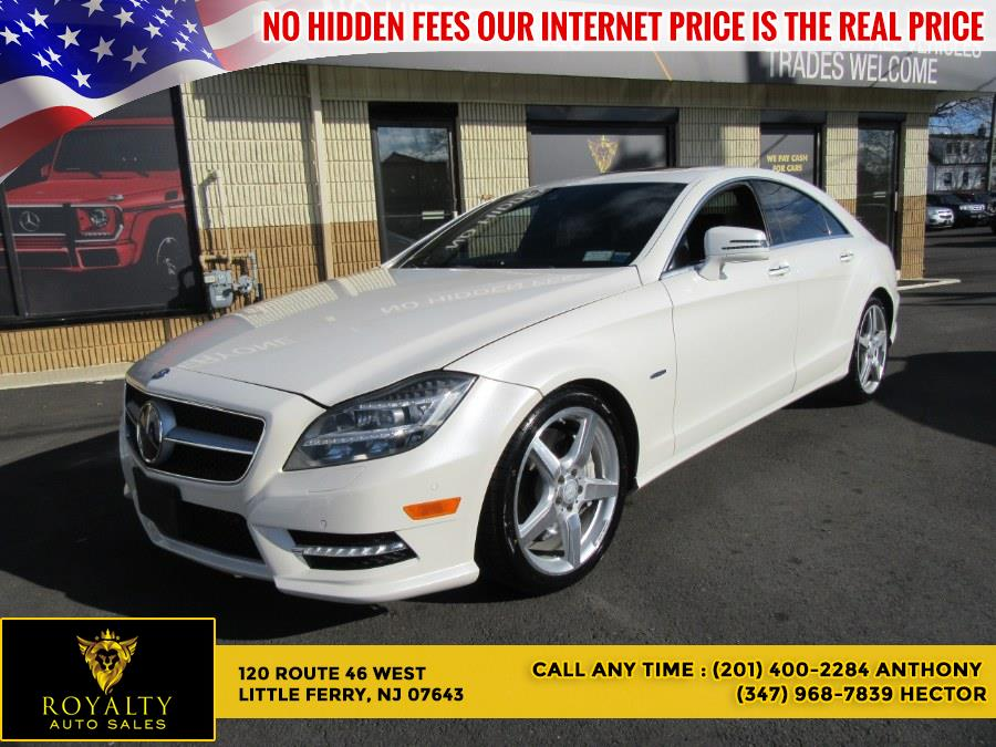 Used 2012 Mercedes-Benz CLS-Class in Little Ferry, New Jersey | Royalty Auto Sales. Little Ferry, New Jersey