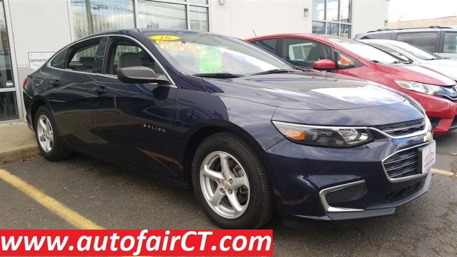 Used 2016 Chevrolet Malibu in West Haven, Connecticut