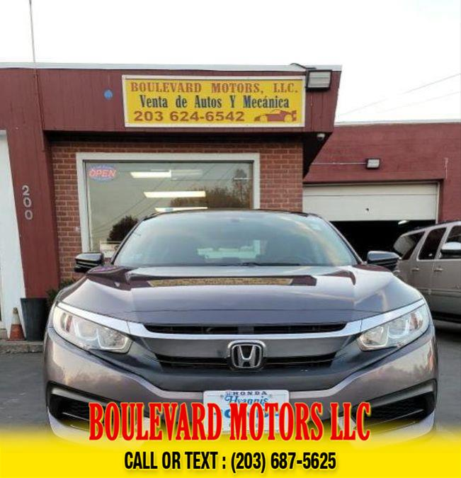 Used Honda Civic EX Sedan 4D 2016 | Boulevard Motors LLC. New Haven, Connecticut