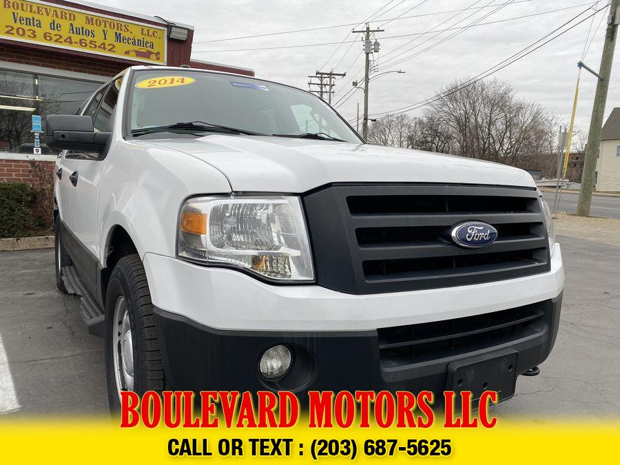 Used Ford Expedition XL Sport Utility 4D 2014 | Boulevard Motors LLC. New Haven, Connecticut