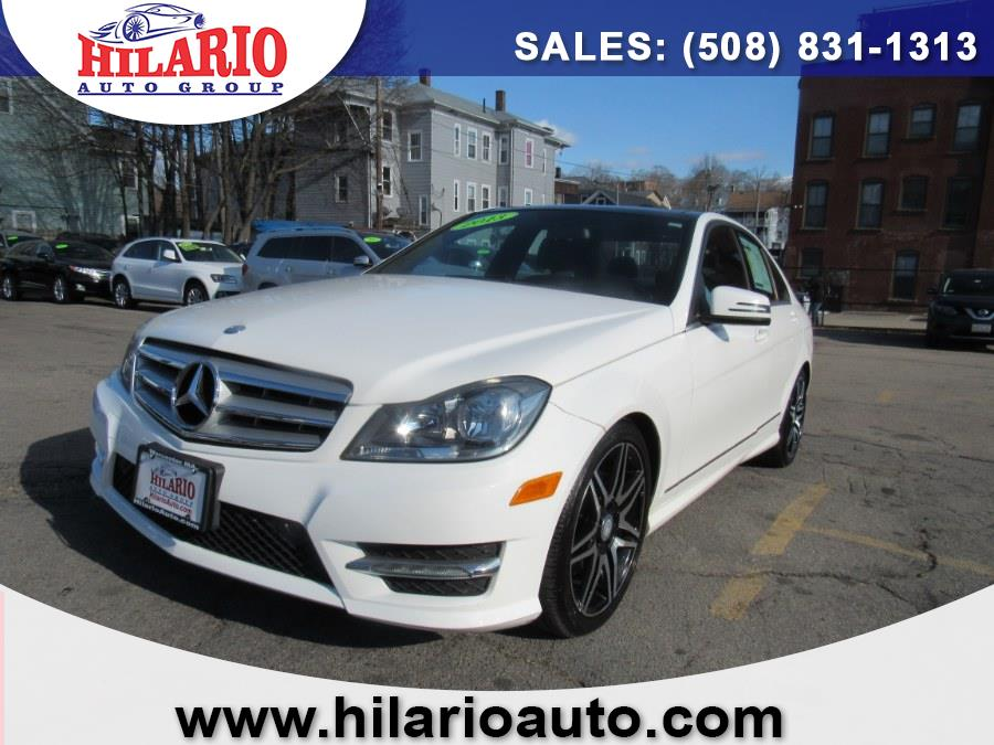 Used 2013 Mercedes-Benz C-300 in Worcester, Massachusetts | Hilario's Auto Sales Inc.. Worcester, Massachusetts