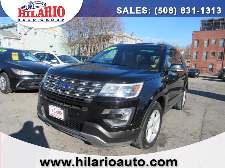 Used 2016 Ford Explorer in Worcester, Massachusetts | Hilario's Auto Sales Inc.. Worcester, Massachusetts