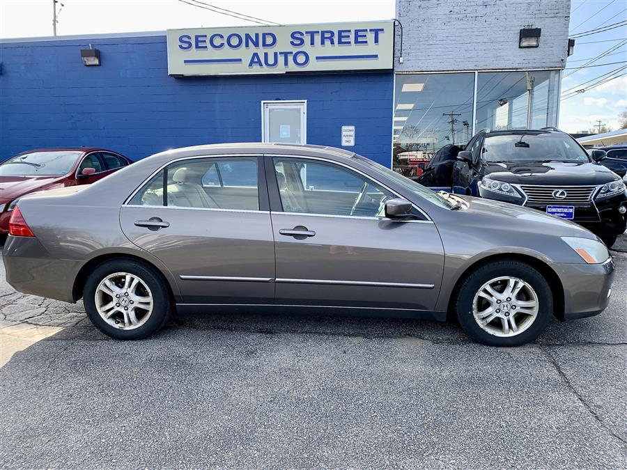 Used 2007 Honda Accord Sdn in Manchester, New Hampshire | Second Street Auto Sales Inc. Manchester, New Hampshire