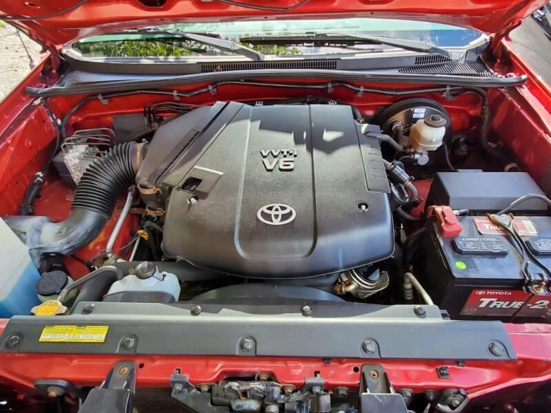 Used Toyota Tacoma V6 4x4 4dr Double Cab 5.0 ft. SB 5A 2009   Mass Auto Exchange. Framingham, Massachusetts