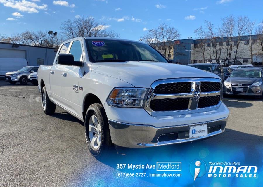 Used 2020 Ram 1500 Classic in Medford, Massachusetts | Inman Motors Sales. Medford, Massachusetts