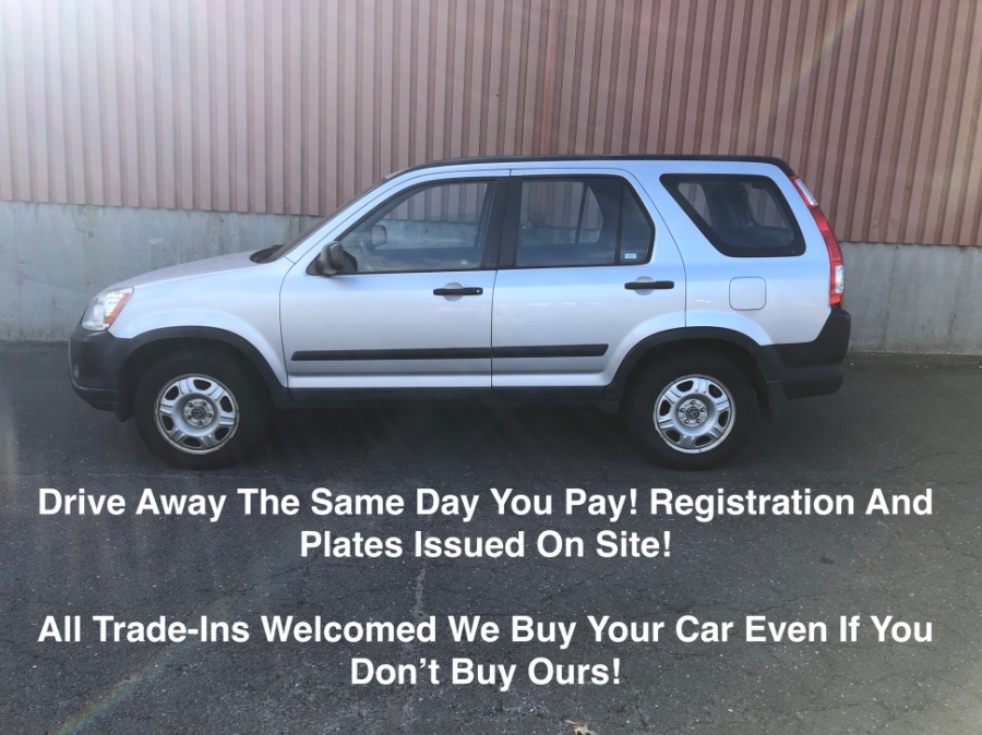 Used 2006 Honda CR-V in Plainville, Connecticut | Farmington Auto Park LLC. Plainville, Connecticut