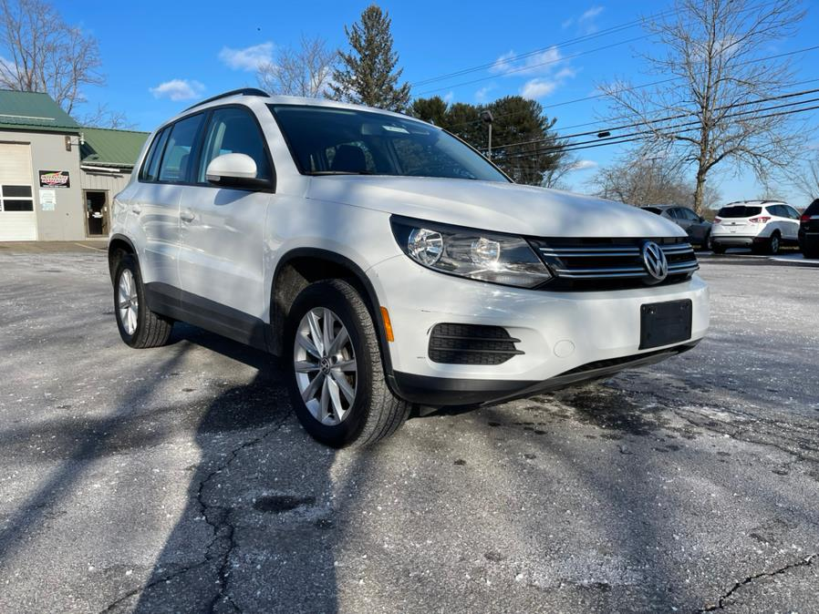 Used 2017 Volkswagen Tiguan in Merrimack, New Hampshire | Merrimack Autosport. Merrimack, New Hampshire