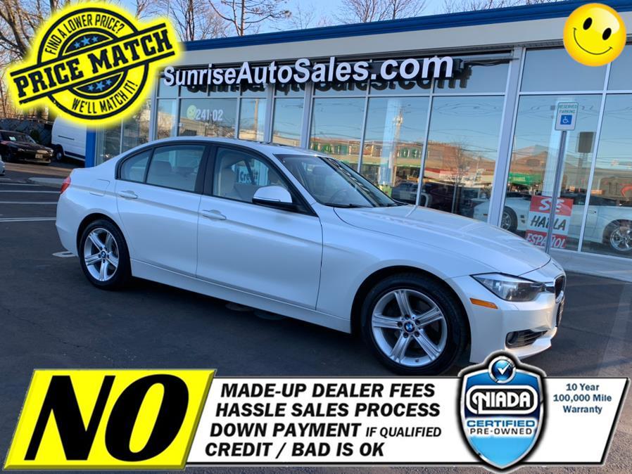 Used 2013 BMW 3 Series in Rosedale, New York   Sunrise Auto Sales. Rosedale, New York