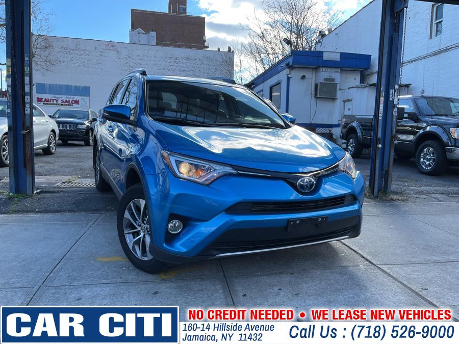 Used 2017 Toyota RAV4 Hybrid in Brooklyn, New York | E Cars . Brooklyn, New York