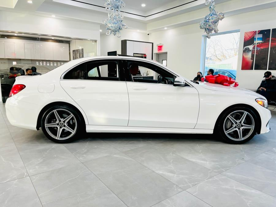 Used Mercedes-Benz C-Class C 300 Sedan 2018 | Luxury Motor Club. Franklin Square, New York